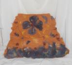Geanta handmade – etno – ( fetru manual)