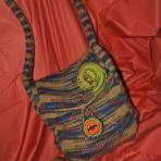 Geanta tricotata – tote