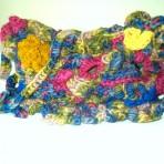 Geanta crosetata – free form crochet_2