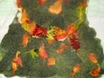 Geanta handmade – tricotata altfel (fetru manual)