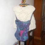 Geanta crosetata – free form crochet_1.