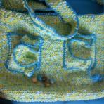Geanta crosetata – volanase